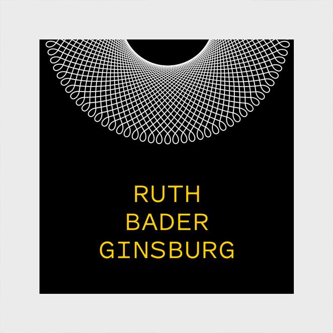 I AM GRATEFUL FOR: RUTH BADER GINSBURG