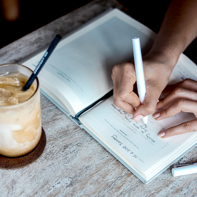 WHY YOU WOULD WANT A GRATITUDE JOURNAL