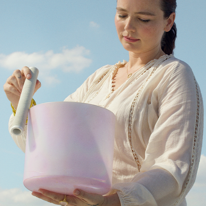 SOOTHE YOUR SOUL WITH A SOUND BATH