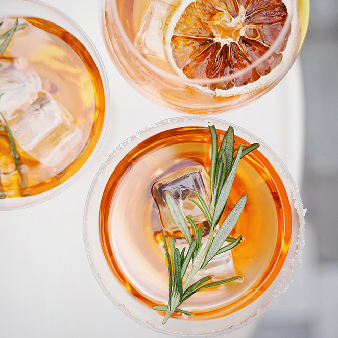 CELEBRATE HAPPY HOUR WITH THESE DELICIOUS MOCKTAILS