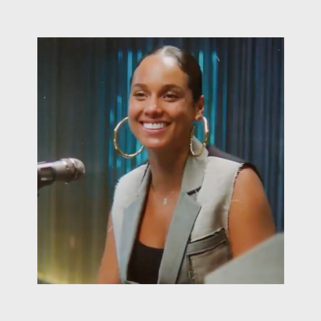 THE BEST LESSONS FROM THE ALICIA KEYS MASTERCLASS