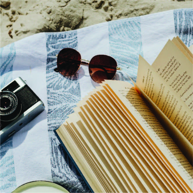 4 BOOKS FOR A MENTAL VACAY