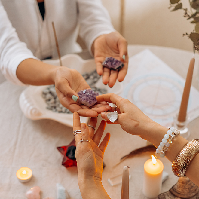 7 WAYS TO LEVEL UP YOUR CRYSTALS