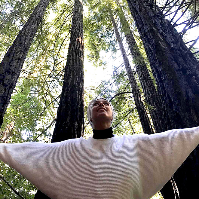 PIECE OF PEACE: TAKING NOTES FROM THE TREES